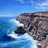 Cliffs at Kalbarri 1